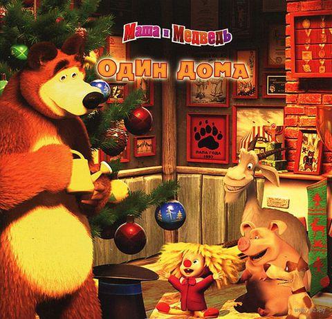 Маша и Медведь. Один дома