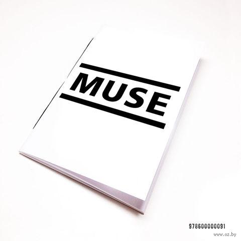 """Блокнот """"MUSE"""" (А7; арт. 091)"""