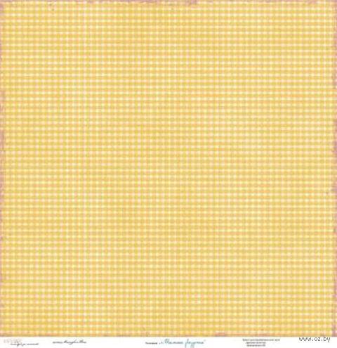 Бумага для скрапбукинга (арт. FLEER100)