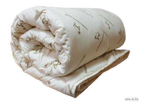 Одеяло стеганое (205х150 см; полуторное; арт. Ш.2.06) — фото, картинка