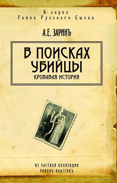 В поисках убийцы. Андрей Зарин