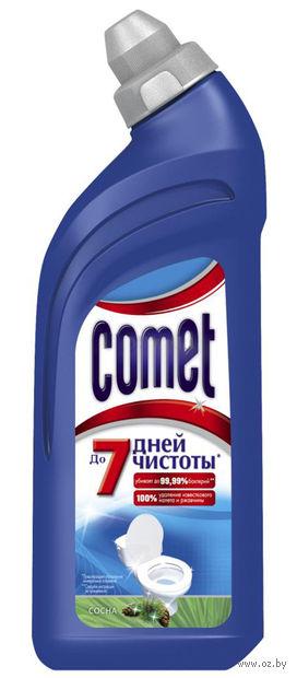 """Чистящее средство для туалета COMET """"Сосна"""" (500 мл)"""