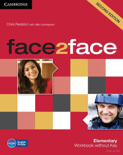 Face2Face. Elementary. Workbook without Key. Джилли Каннингем, Крис Редстон