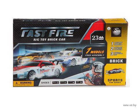 """Автомобиль на радиоуправлении """"Fast Fire"""" (арт. 2028-1S06A)"""