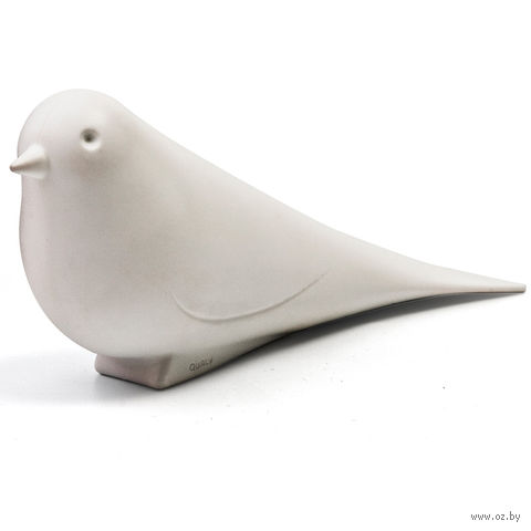 """Подпорка для двери """"Dove"""" (белая)"""