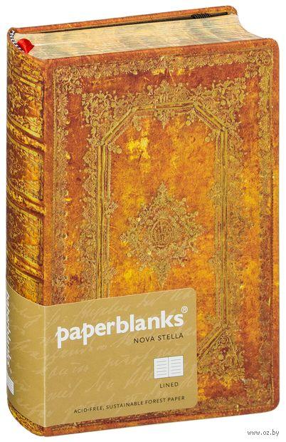 """Записная книжка Paperblanks """"Небесное сияние. Солис"""" в линейку (А6) — фото, картинка"""