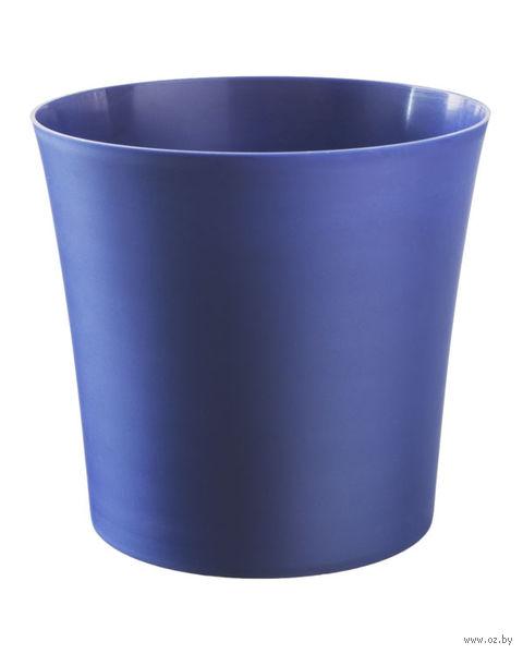 """Цветочный горшок """"Фиолек"""" (11 см; фиолетовый) — фото, картинка"""