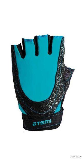 Перчатки для фитнеса AFG-06b (L) — фото, картинка