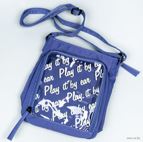 """Сумка """"Play it purple"""" — фото, картинка"""