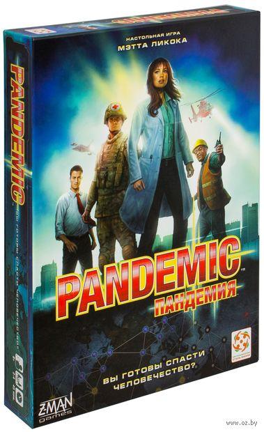 Пандемия — фото, картинка
