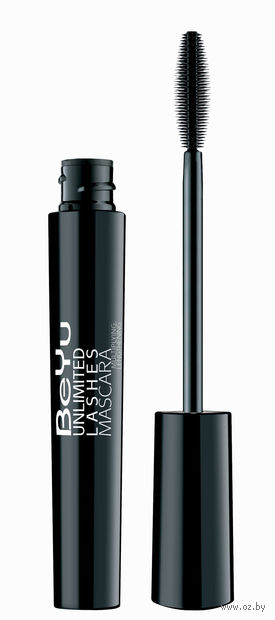 "Тушь для ресниц ""Unlimited Lashes Mascara"" (тон: 1, black) — фото, картинка"