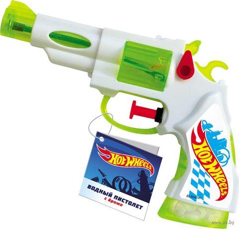 """Драже с игрушкой """"Hot Wheels. Водный пистолет"""" (5 г) — фото, картинка"""