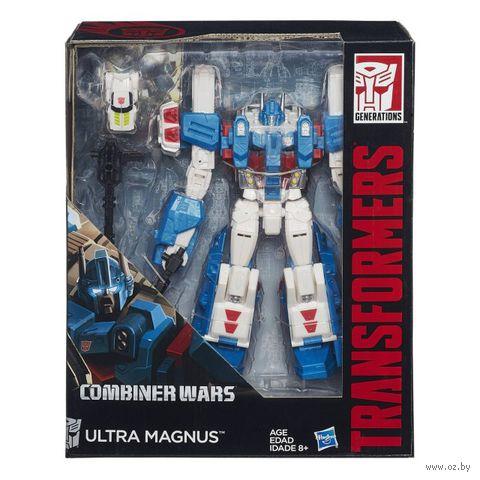 """Робот-трансформер """"Ultra Magnus"""""""