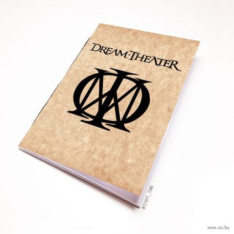 """Блокнот крафт """"Dream Theater"""" (А5; арт. 064) — фото, картинка"""