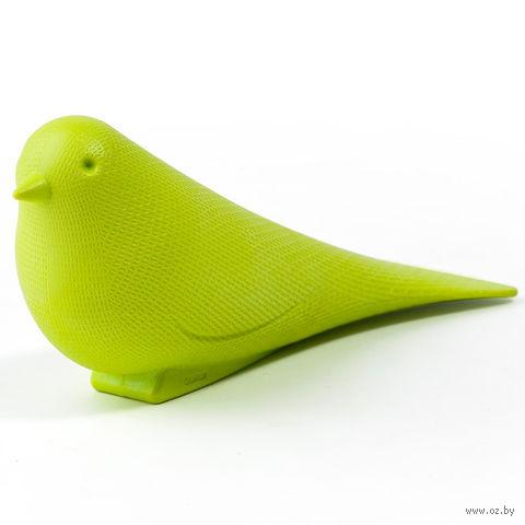 """Подпорка для двери """"Dove"""" (зеленая)"""