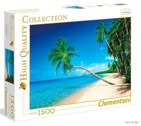 """Пазл """"Карибские острова"""" (1500 элементов) — фото, картинка"""