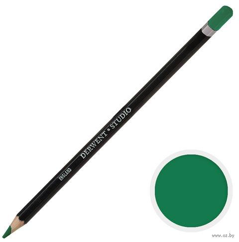 Карандаш цветной Studio 45 (зеленый минеральный)