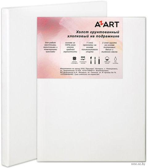 "Холст на подрамнике ""AZART"" (500х1000 мм; масляный грунт) — фото, картинка"