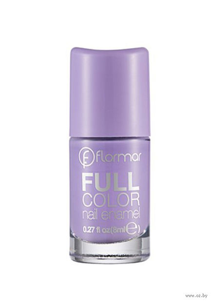 "Лак для ногтей ""Full Color"" (тон: 14, lavender relaxation) — фото, картинка"