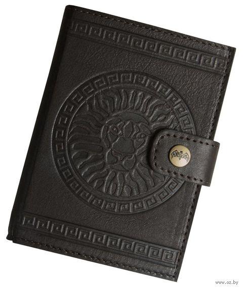 Бумажник водителя (арт. C11t-101-52) — фото, картинка