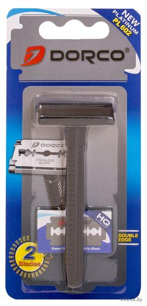 "Станок для бритья ""PL 602"" (+2 лезвия) — фото, картинка"