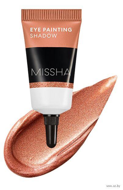 """Тени для век """"Eye Painting Shadow"""" тон: sunset brown — фото, картинка"""