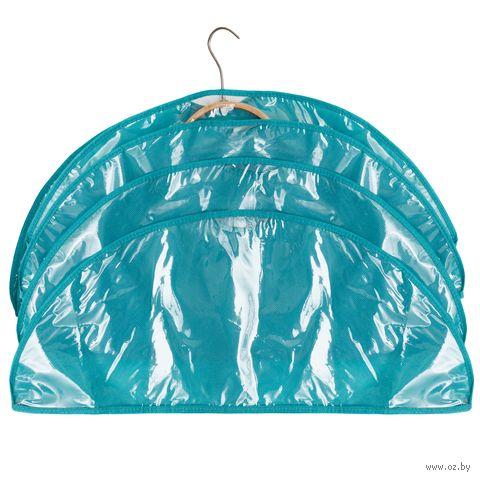 Чехол для одежды (4 шт.; 60х18 см) — фото, картинка