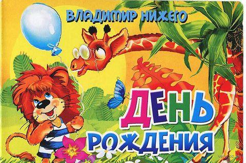 День рождения. Владимир Нижего