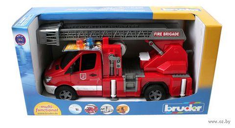 "Модель машины ""MB Sprinter пожарная машина"" (масштаб: 1/16)"