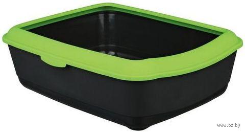 "Туалет для кошек ""Classic"" со съемным ободом для сменных пакетов (47х37х15 см; арт. 40311)"