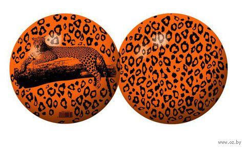 """Мяч """"Леопард"""" (22 см)"""