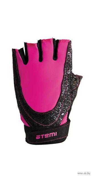 Перчатки для фитнеса AFG-06p (S) — фото, картинка
