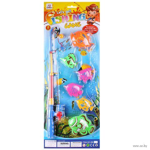 """Игровой набор """"Рыбалка"""" (арт. DV-T-1171) — фото, картинка"""