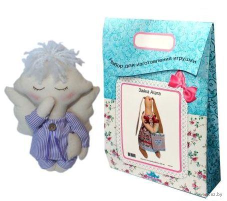 """Подарочный набор для шитья из ткани """"Кукла. Сева"""""""