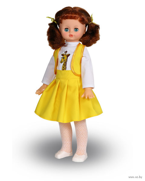 """Музыкальная кукла """"Алиса"""" (55 см; арт. В273/о) — фото, картинка"""
