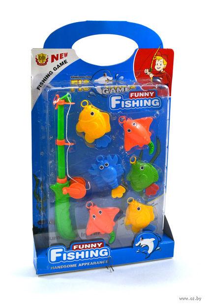 """Игровой набор """"Рыбалка"""" (арт. 924330-12-В1)"""