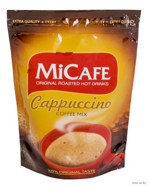 """Напиток кофейный растворимый """"MiCafe. Cappucino"""" (100 г) — фото, картинка"""