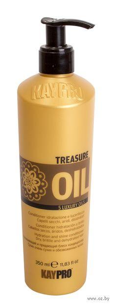 "Кондиционер для волос ""Treasure Oil"" (350 мл) — фото, картинка"