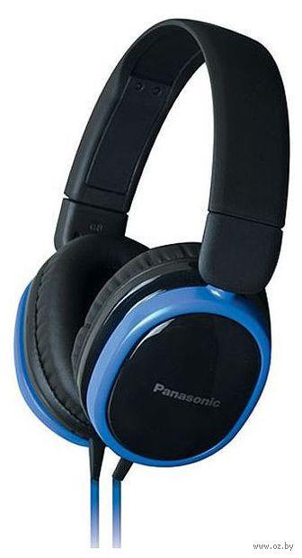 Наушники Panasonic RP-HX250E-A (синий) — фото, картинка