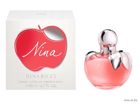 "Туалетная вода для женщин Nina Ricci ""Nina"" (80 мл) — фото, картинка"