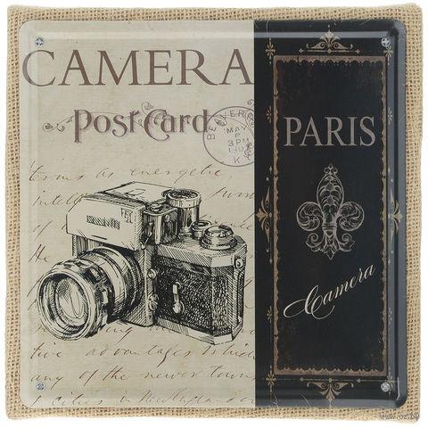 """Постер """"Фотоаппарат"""" (арт. 37429) — фото, картинка"""