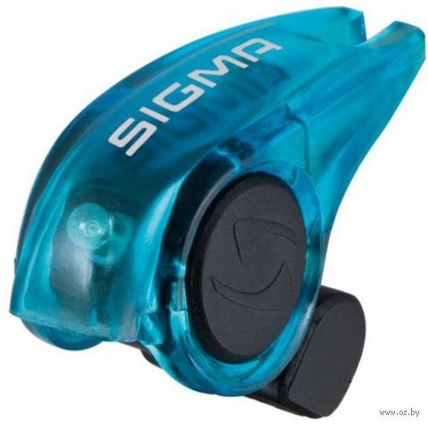 """Фонарь задний для велосипеда """"Brakelight"""" (голубой) — фото, картинка"""