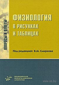 Физиология в рисунках и таблицах. Вопросы и ответы. Виктор Смирнов