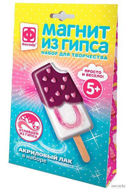 """Набор для изготовления гипсового магнита """"Для сладкоежек"""" — фото, картинка"""