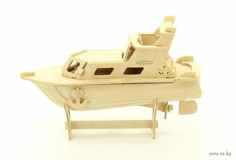 """Сборная деревянная модель """"Яхта"""""""
