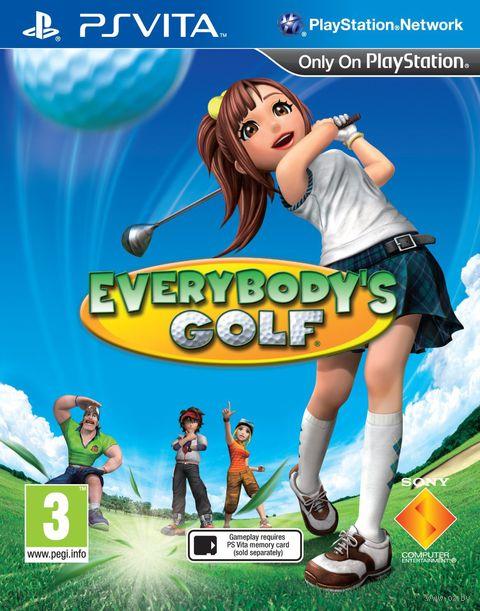 Everybody`s Golf (PSV)
