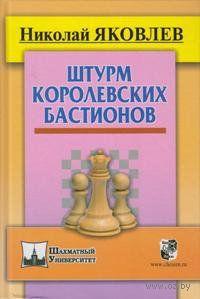 Штурм королевских бастионов. Николай Яковлев