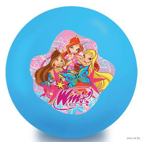 """Мяч """"Winx"""" (23 см)"""