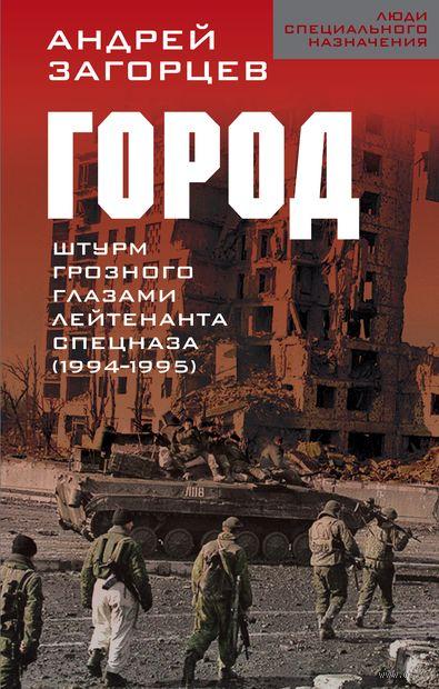 Город. Штурм Грозного глазами лейтенанта спецназа (1994-1995) — фото, картинка