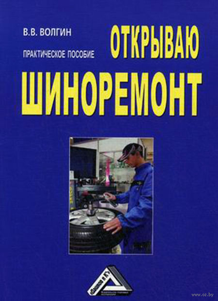 Открываю шиноремонт. Владислав Волгин
